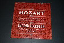 Mozart Piano Concerto No. 15 & 16 Ingrid Haebler - London Symphony Orchestra