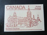 """CANADA STAMPS  #BK84a MINT 1983 """"MAPLE LEAF ISSUE"""" W/OFFSET ON GUMSIDE"""