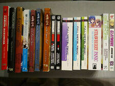 Big Light Novel Lot - Overlord, Baccano, Wolf & Parchment, Book Girl, and more