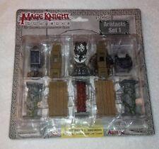 Mage knight dungeons artifacts set 1