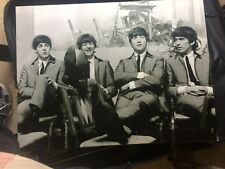 The BEATLES, Canvas Print Wall Picture