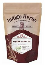 Liquorice Root Tea - 100g - Indigo Herbs, Quality Assured