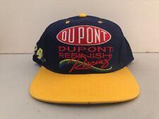 Vintage NWT DuPont Refinish Racing  NASCAR  Hat Racing SnapBack Cap