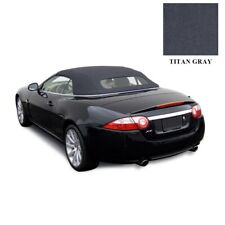 XKR Convertible Soft Top TAN Stayfast Canvas Cloth 1996-2006 New Jaguar XK8