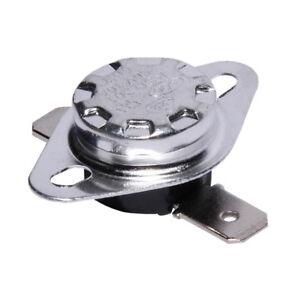 Interrupteur Thermique Bimétallique KSD301 Ouverture NO/Fermeture NC Thermostat