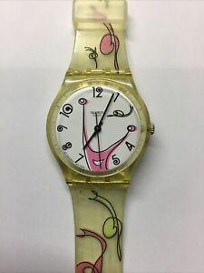 Swatch - Vintage - Schneckentempo - GE190 - 2007 Rare Edition