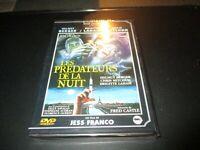 """DVD NF """"LES PREDATEURS DE LA NUIT"""" Helmut BERGER, Brigitte LAHAIE - horreur"""