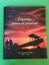 John Stackhouse - From The Dawn Of Aviation - The Qantas Story 1920-1995 - hbdj