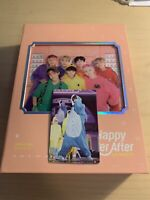 BTS OFFICIAL 4TH MUSTER HAPPY EVER AFTER DVD FULL SET JIMIN PC