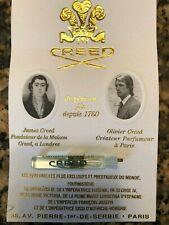 Creed Original Vetiver Men vial 0.08 oz 2.5 ml Eau De Parfum Splash