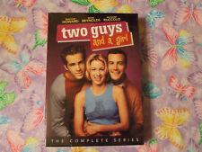 Two Guys and a Girl: The Complete Series (DVD, 2016, 11-Disc Set) BRAND NEW