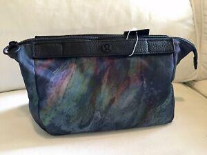 NWT Lululemon Travel Easy Kit Bag COSC Cosmic Shift