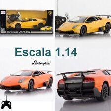 Coche Teledirigido radiocontrol Lamborghini Murciélago LP670-4 SV a Escala 1:14