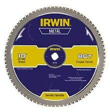 IRWIN Tools Metal-Cutting Circular Saw Blade, 10-inch, 80T 4935561
