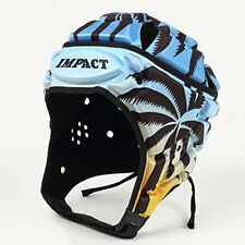 New Impact (Impact) Rugby Head Cap Fiji Sky Mens Rugby Shock absorption Japan