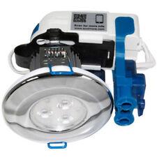 Scolmore Inceptor LED Downlight Chrome Bezel Warm White LED4400CH7W