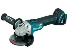 "Makita DGA504 18V Li-ion Cordless 125mm (5"") Brushless Angle Grinder AUS MODEL"