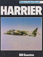 Harrier (Harrier VSTOL, Jump Jet, AV-8, AV-8B) Modern Combat Aircraft Series