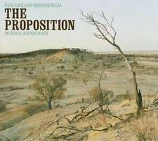 The Proposition (feat. Warren Ellis) - Nick Cave CD VIRGIN