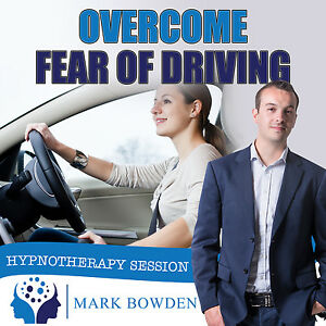 OVERCOME FEAR OF DRIVING HYPNOSIS CD - Mark Bowden Hypnotherapy motorways car