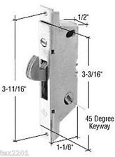 Adams Rite Patio Door Lock with Square Face Plate Mortise Lock