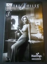 The X Files #1 NM+ IDW Hastings Sexy Scully Extremely SCARCE Variant High Grade