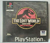 The Lost World: Jurassic Park (Sony PlayStation 1, One, PS1, PSOne)