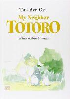 The Art of My Neighbor Totoro (Studio Ghibli Library) by Hayao Miyazaki Hardcove
