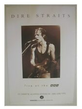 Dire Straits Promo Poster The Mint