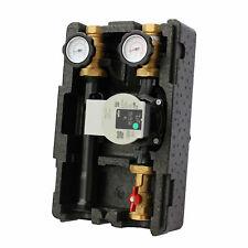 Environ Pumpengruppe ohne Mischer DN 25 Wilo 25/6 für einen direkten Heizkreis
