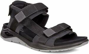 ECCO Sport X-trinsic  Sandal  Black, Textile, size 13, EUR-47,  NWT $120