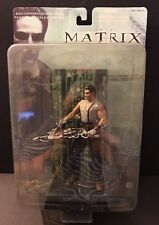 "The Matrix: ""Tank"" 6 in. Action Figure from N2 Toys     [BRAND NEW SEALED]"