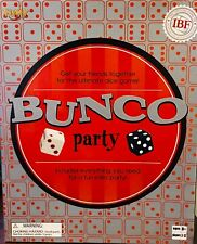 NEW/Sealed Bunco Party Dice Game from Fundex