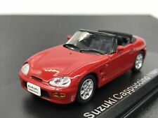 Mini Car IXO Suzuki Cappuccino 1991 1/43 Scale Box Display Diecast Vol 100