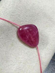 Burmese Tourmaline Tumbled gemstone Loose Nugget Natural Tourmaline pebble bead