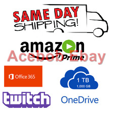 EDU Email Free Amazon Prime , Unlimited Google Drive, Office365