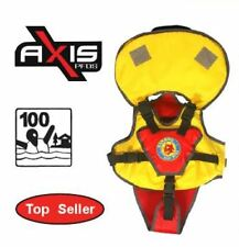 AXIS Bambino Lifejacket / PFD Level 100S XXS 5-10KG Baby Infant Toddler Child