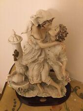 Giuseppe Armani Love in Bloom Figurine Statue