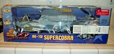 "21st Century Toys/Ultimate Us Marines Ah-1W SuperCobra Helicopter 1/18"" W/Box"