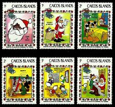 Disney Stamps, Caicos Islands, Year 1983, Mnh, Lot 47