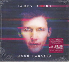 James Blunt: [Made in the EU 2013] Moon Landing - Deluxe Edition (NEW)        CD