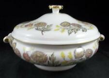 Wedgwood LICHFIELD Round Covered Vegetable Bowl R4156/W4156 GREAT CONDITION