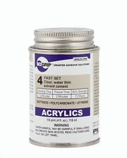 IPS Acrylic Solvent Cement 4 Oz