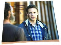 Ross Marquand Autographed PHOTO 8x10 Signed THE WALKING DEAD Auto Aaron