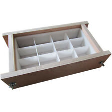 Soap Mould - Wooden Soap Mould with Plastic Dividers. Rectangle. Made In UK