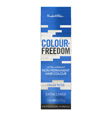 Knight & Wilson Colour Freedom Truly Blue Non-Permanent Hair Colour XLarge