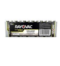 Rayovac Industrial Plus Alkaline Batteries 9v 6pk