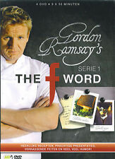 Gordon Ramsay's The F Word : serie 1 (4 DVD)
