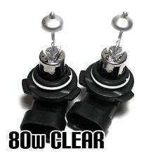 BMW 3 Series E46 320d 80w Clear Standard Xenon HID Front Fog Light Beam Bulbs