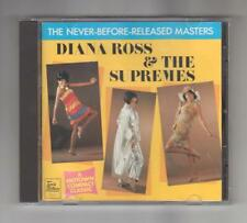 (CD) DIANA ROSS & THE SUPREMES - Never-Before-Releases Masters / Germany Import